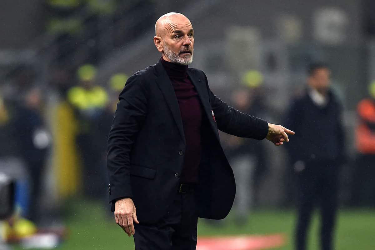Pioli tecnico del Milan