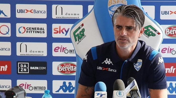 Diego Lopez in conferenza stampa
