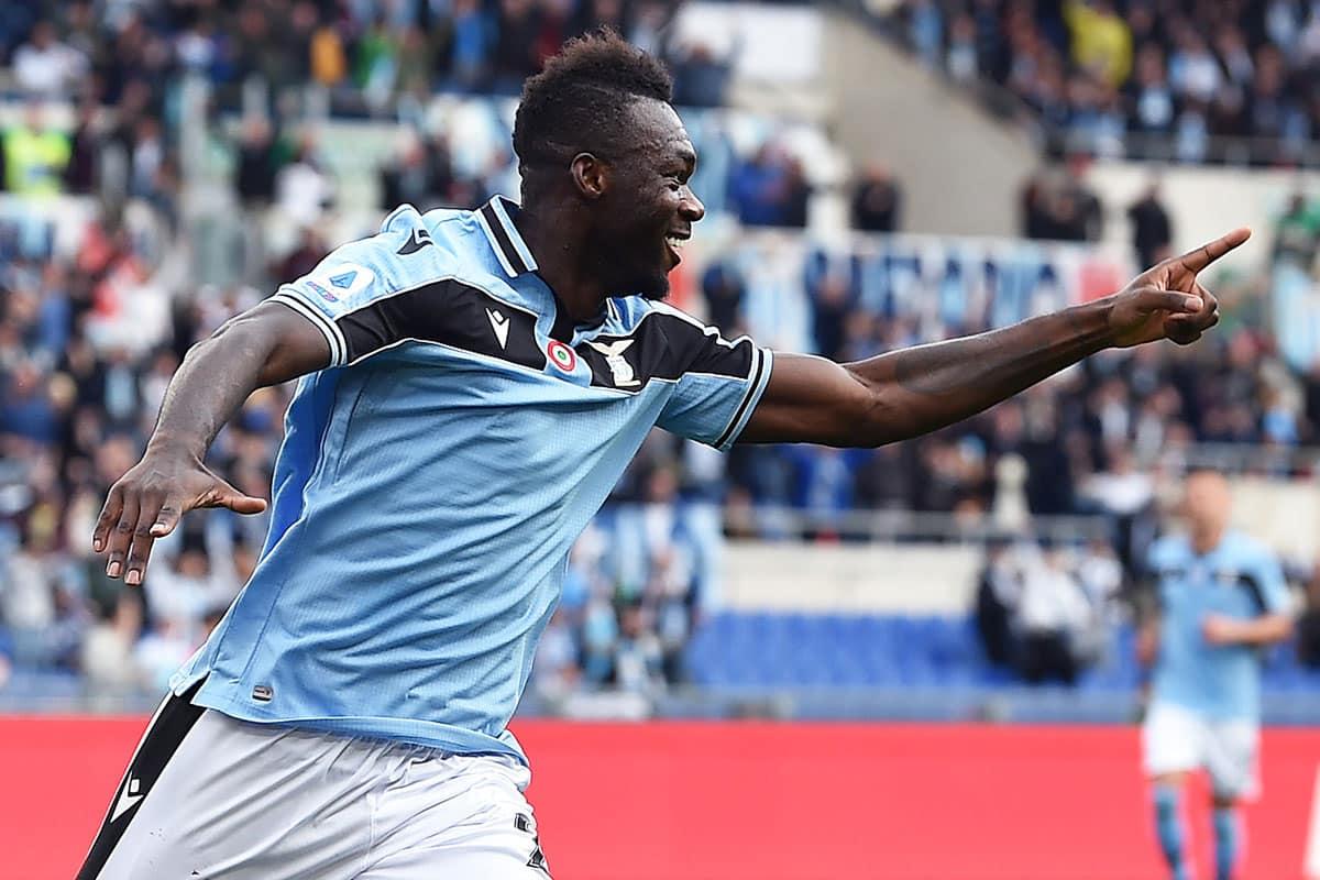 Caicedo attaccante della Lazio