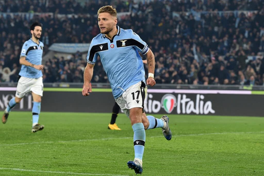Lazio, tutti ai piedi di re Ciro: Ancelotti e Lampard all'assalto di Immobile