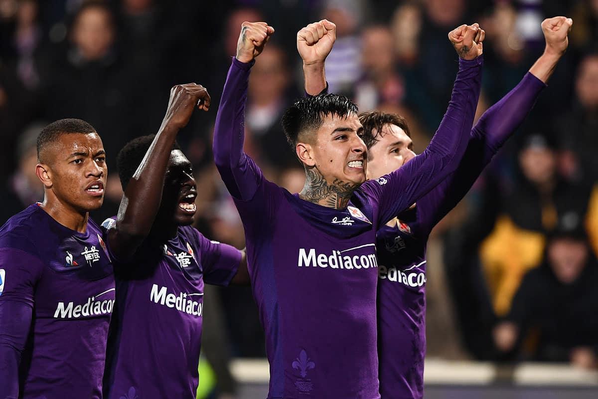 Pulgar della Fiorentina