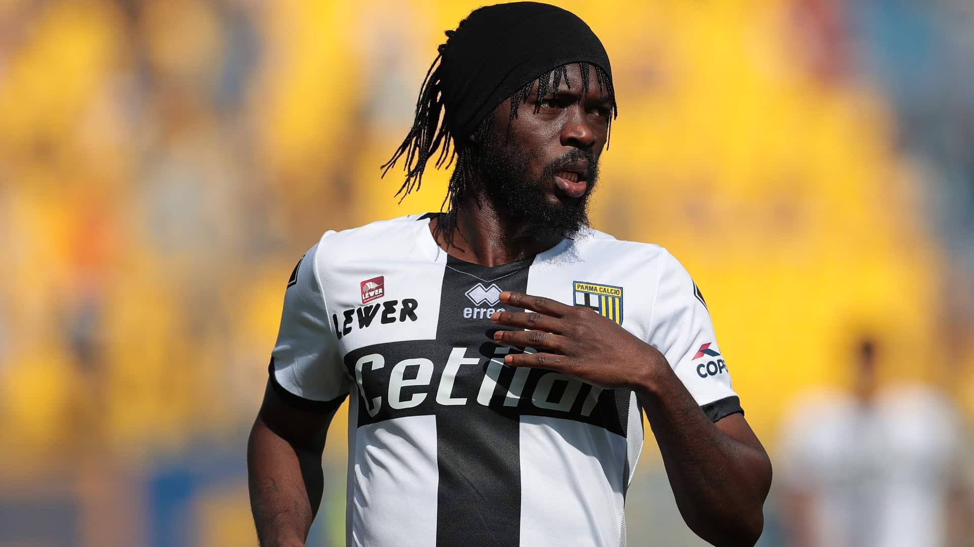 Gervinho attaccante del Parma