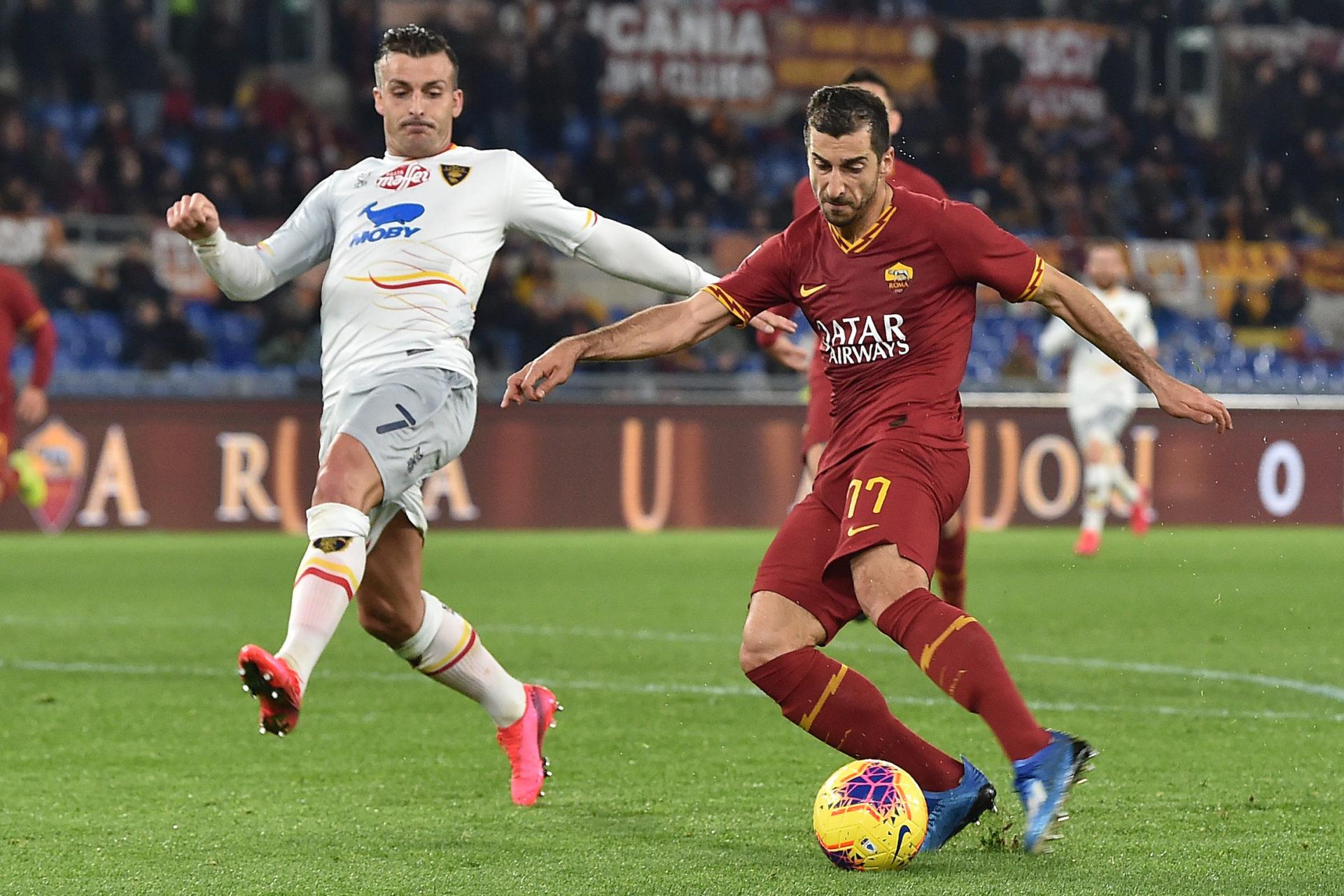 Calciomercato Roma, Mkhitaryan non si muove: l'Arsenal aiuta Petrachi