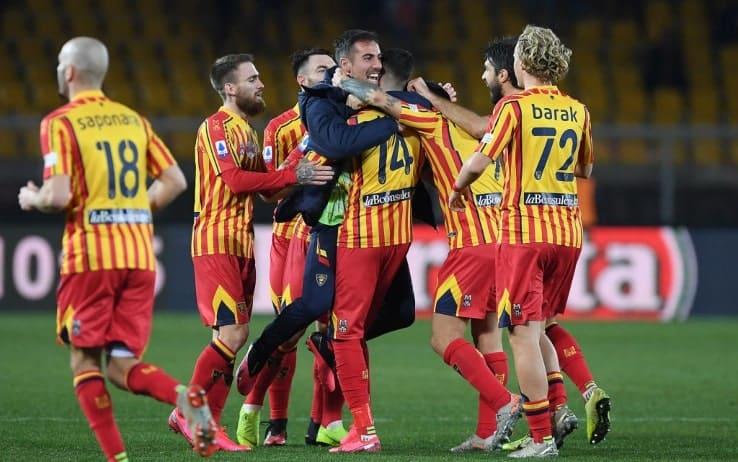 Lecce-Torino 4-0