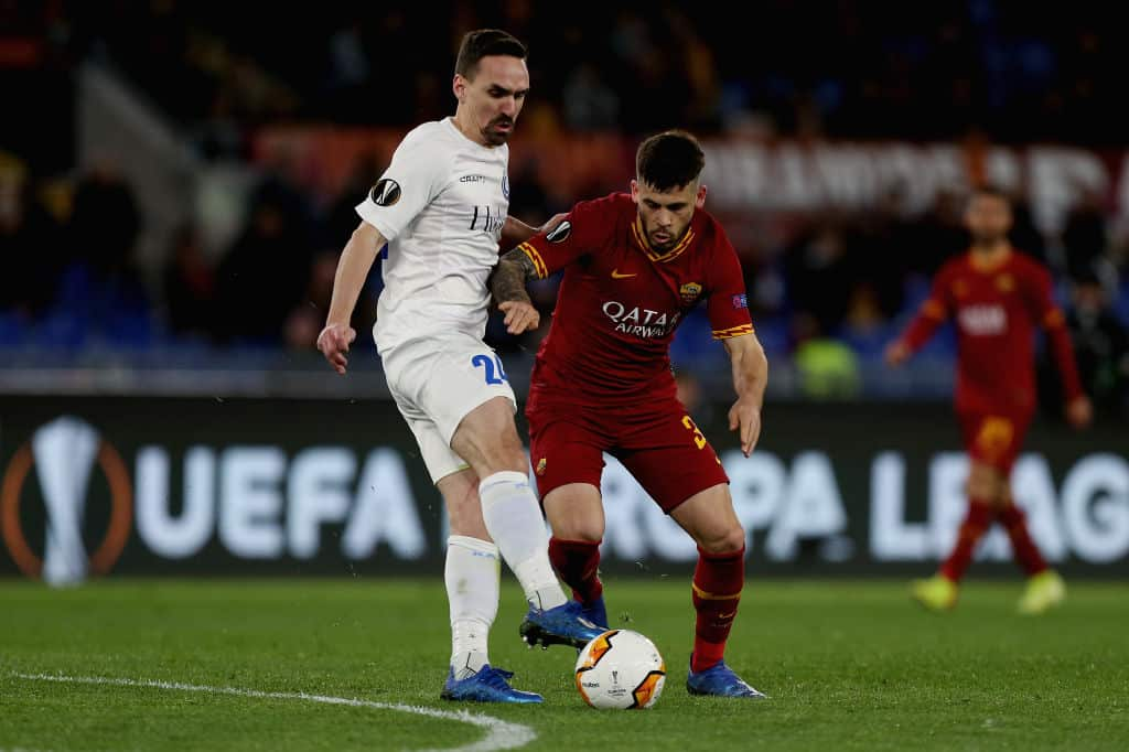EUROPA LEAGUE, La Roma avanza: 1-1 in Belgio