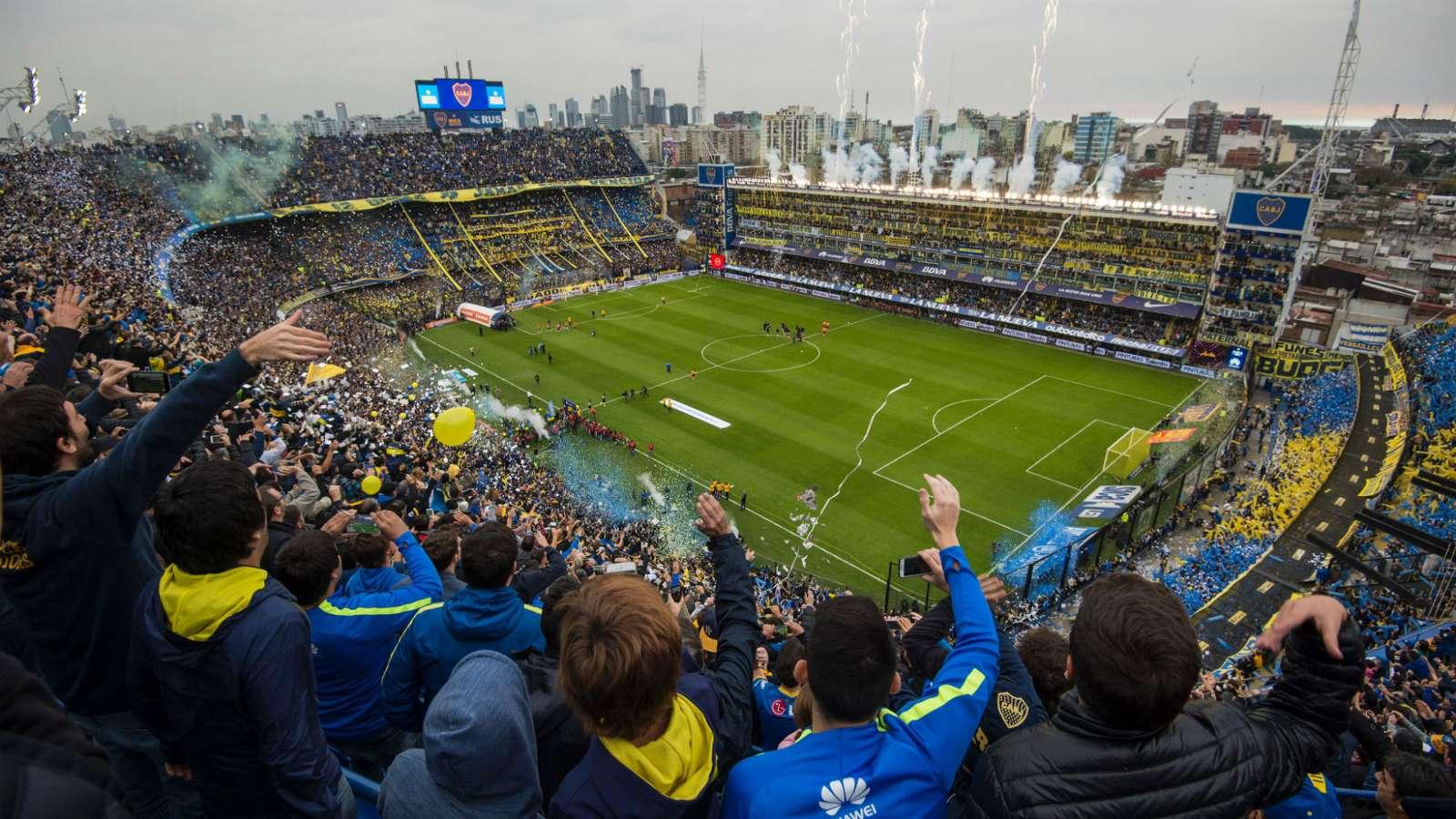 Coronavirus, anche l'Argentina si arrende: campionato sospeso