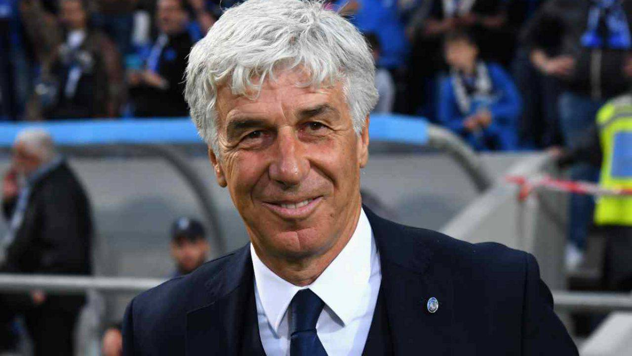 Gian Piero Gasperini, allenatore dell'Atalanta