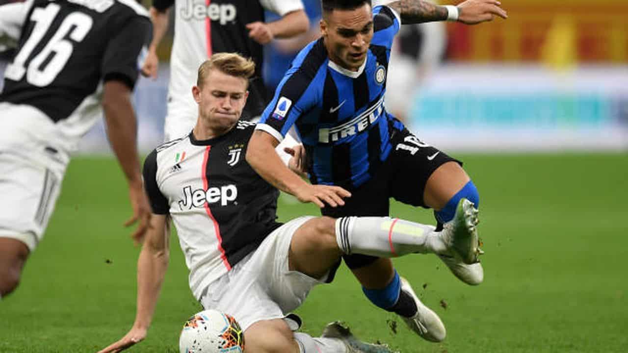 Juventus e Inter in quarantena
