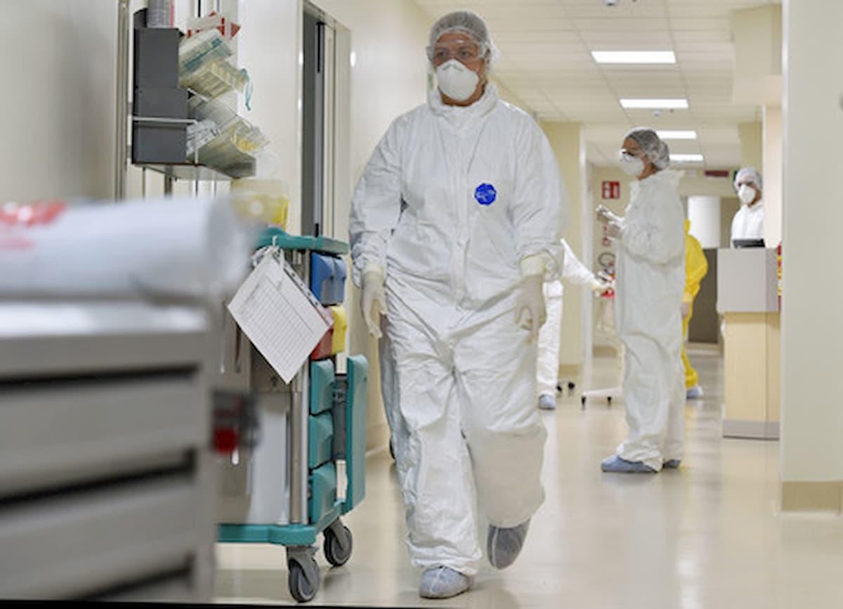 Coronavirus,il bollettino del 22 marzo