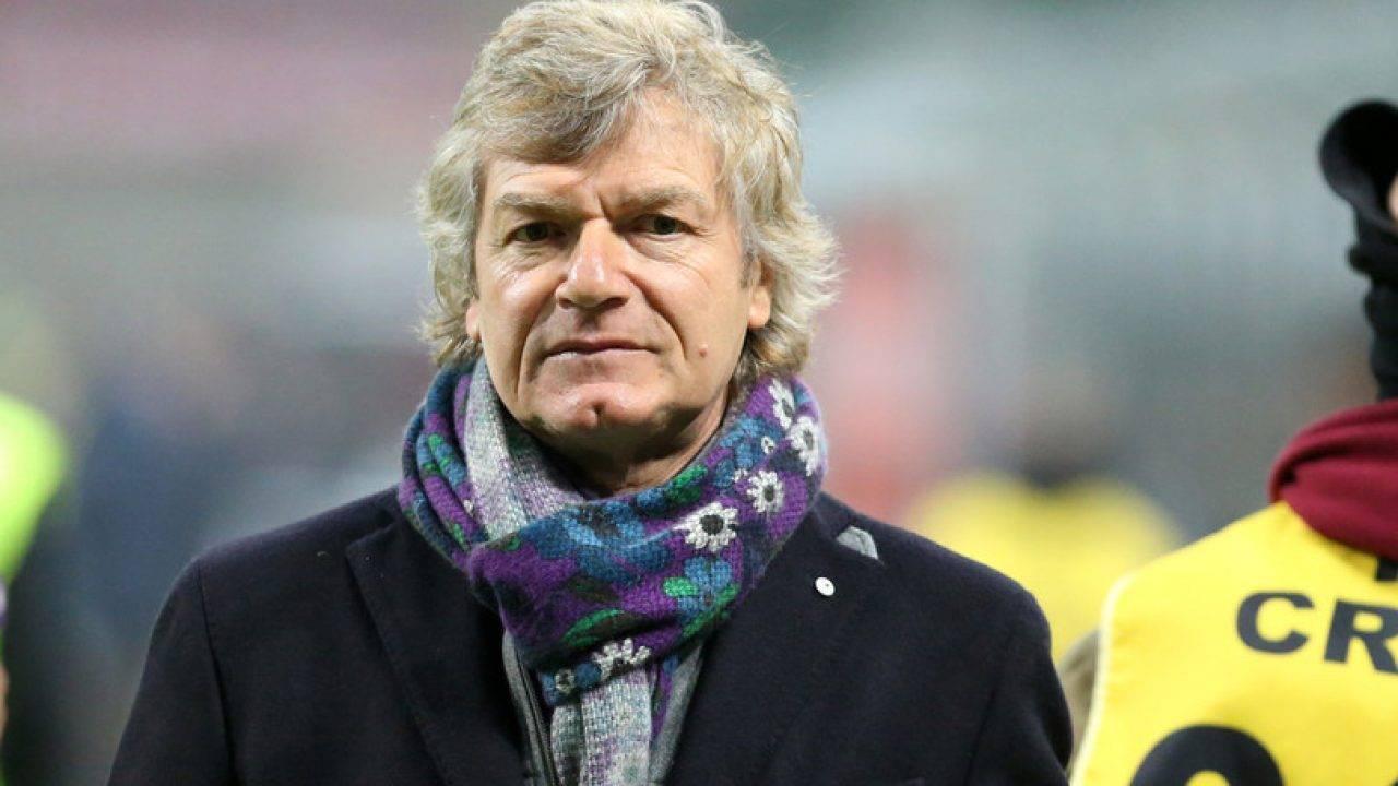 Antognoni, dirigente della Fiorentina