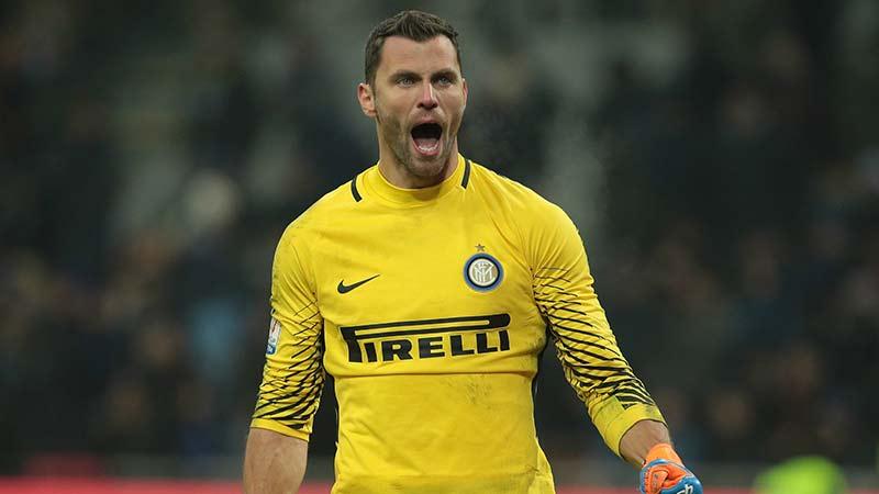 Padelli portiere dell'Inter