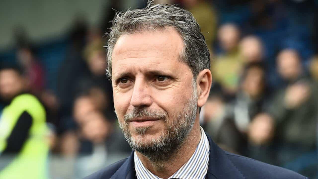 Fabio Paratici, CFO della Juventus