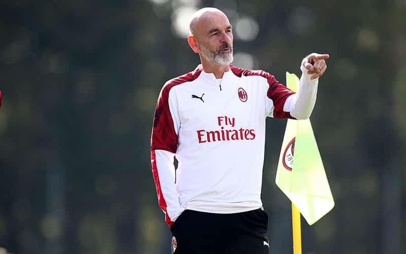 Stefano Pioli si gioca il futuro al Milan