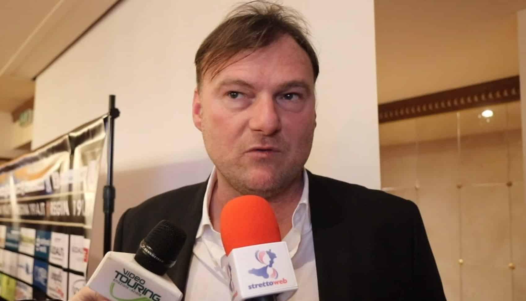 Massimo Taibi, direttore sportivo della Reggina