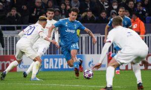 Lione-Juventus, gara d'andata degli ottavi di finale di Champions League
