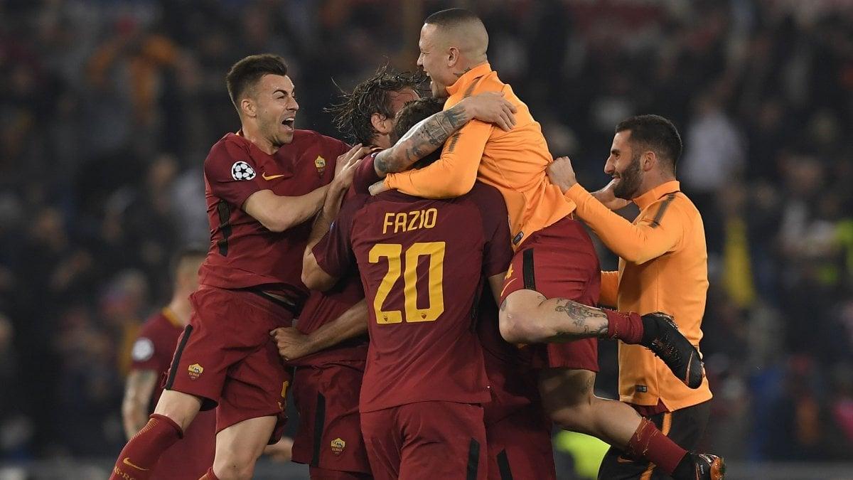 Roma, da Manchester al Barcellona: inferno e paradiso della Champions giallorossa