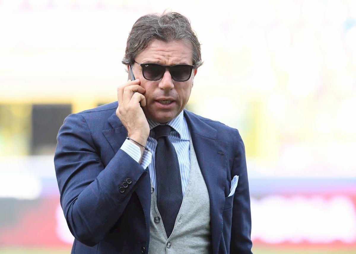Giuntoli, direttore sportivo del Napoli