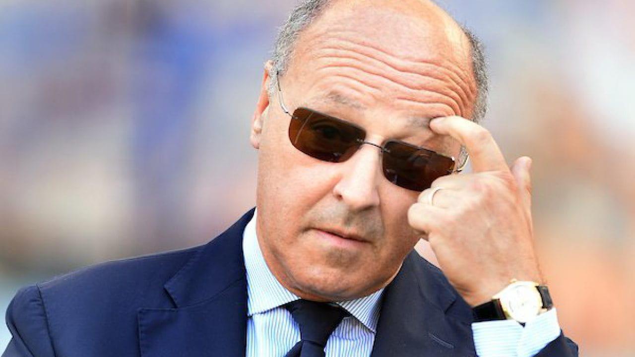 Beppe Marotta dirigente dell'Inter