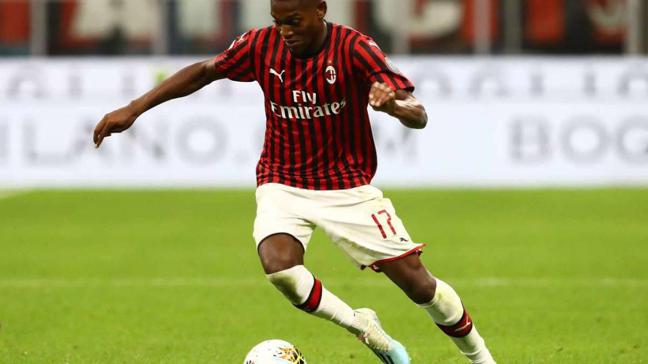 Milan, lite tra Leao e Sporting Lisbona: interviene Mendes