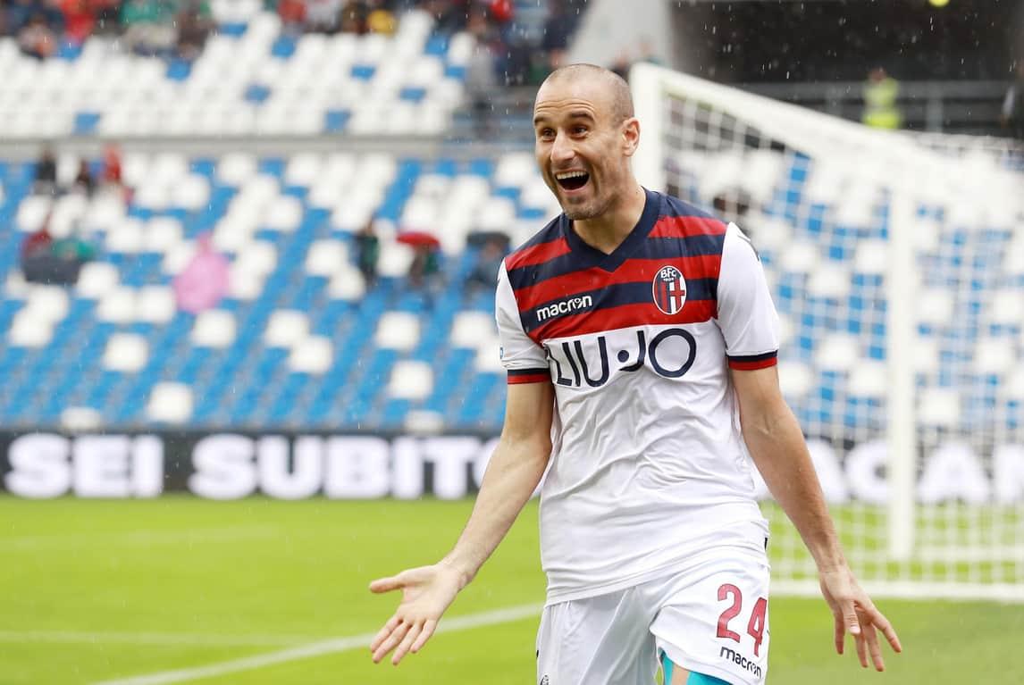 Rodrigo Palacio attaccante del Bologna