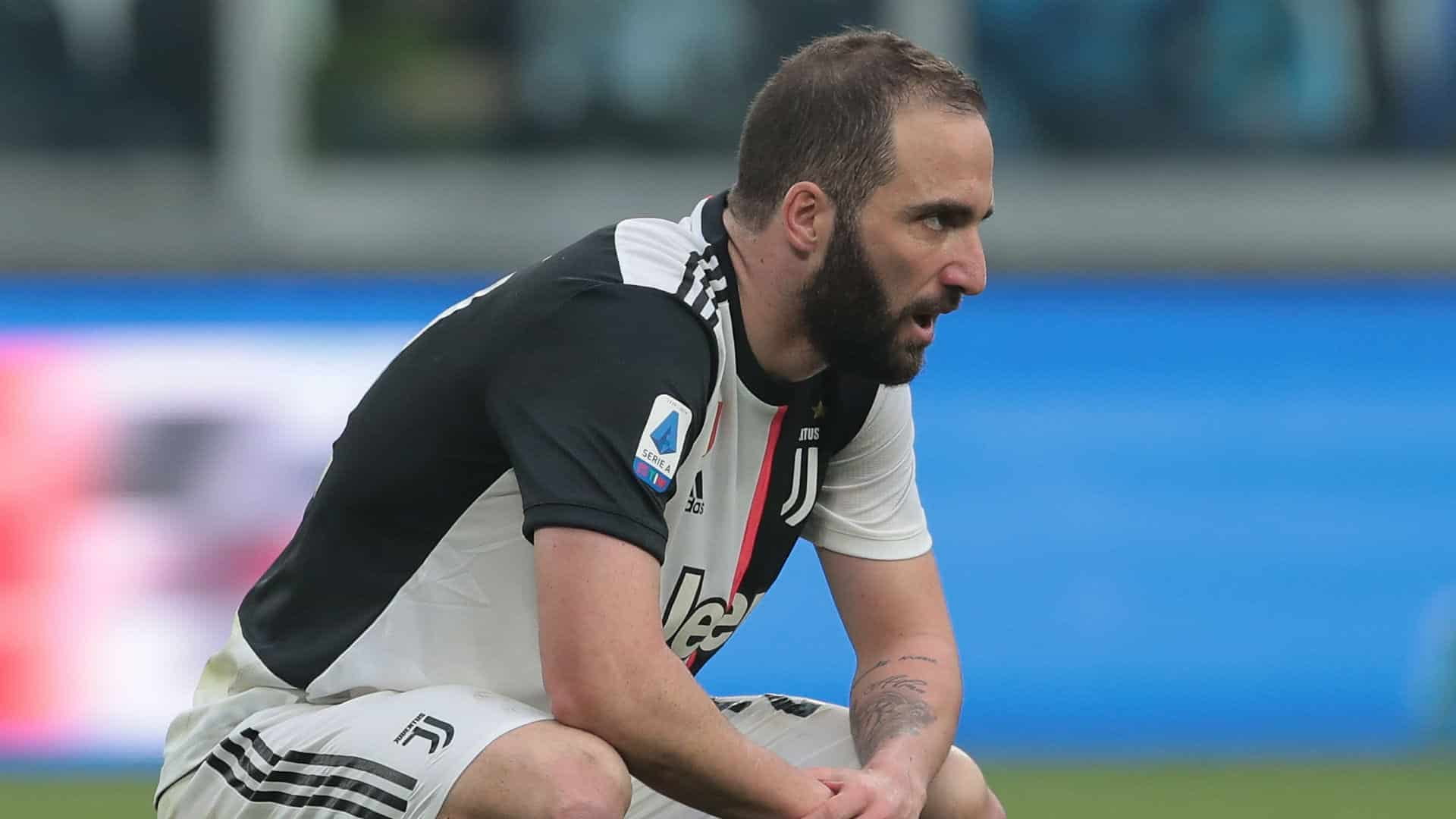 Juventus, Higuain e Rabiot mancano all'appello: addio a fine stagione?