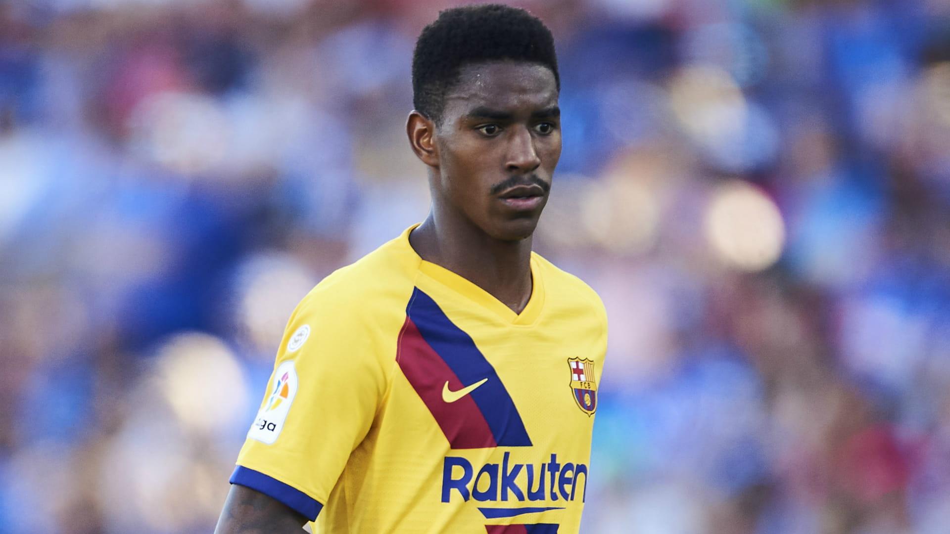 Junior Firpo terzino del Barcellona