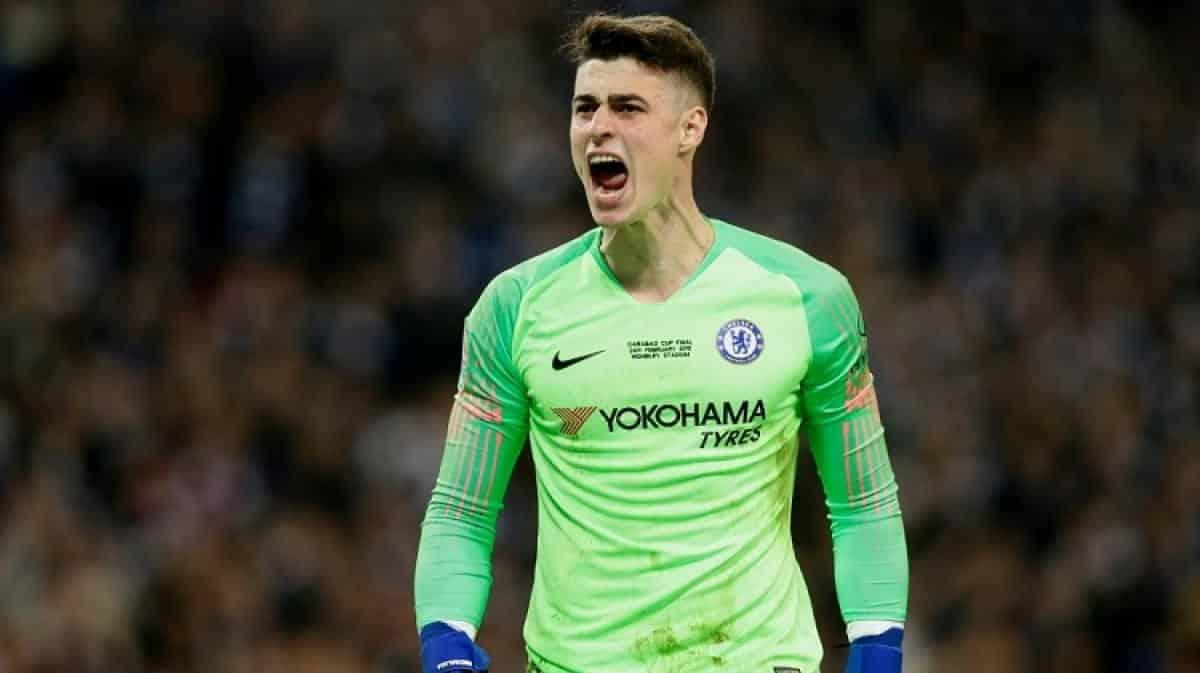 Chelsea, i Blues scaricano Kepa: l'alternativa arriva dall'Everton