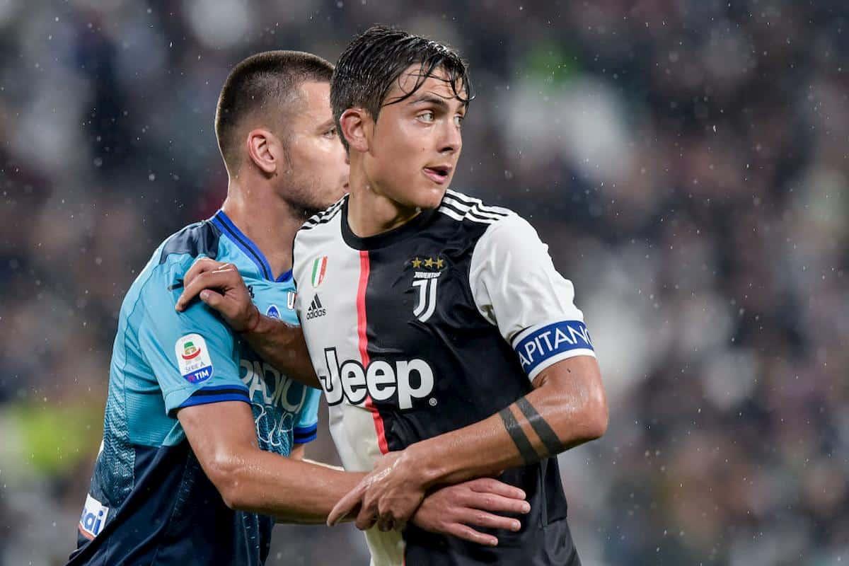 Dybala della Juventus