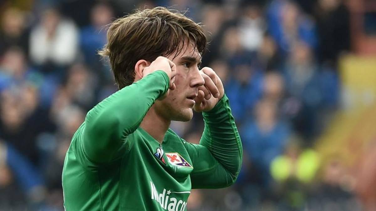 """Fiorentina, Vlahovic non ha fretta: """"Ho un solo desiderio"""""""