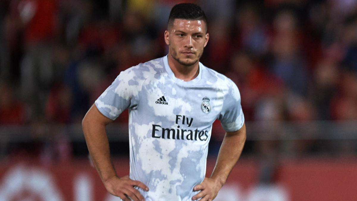 Luka Jovic, Real Madrid