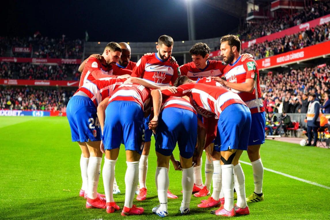 Granada, avversaria del Napoli nei sedicesimi di Europa League