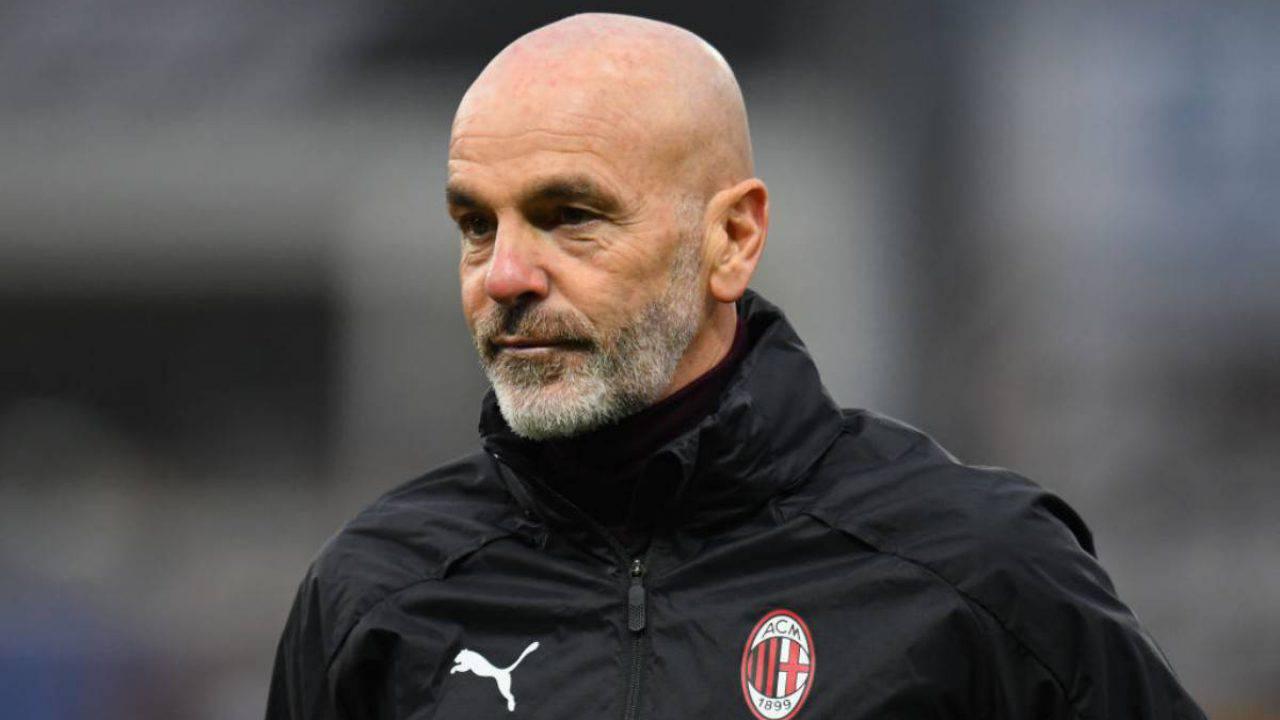 Stefano Pioli tecnico del Milan