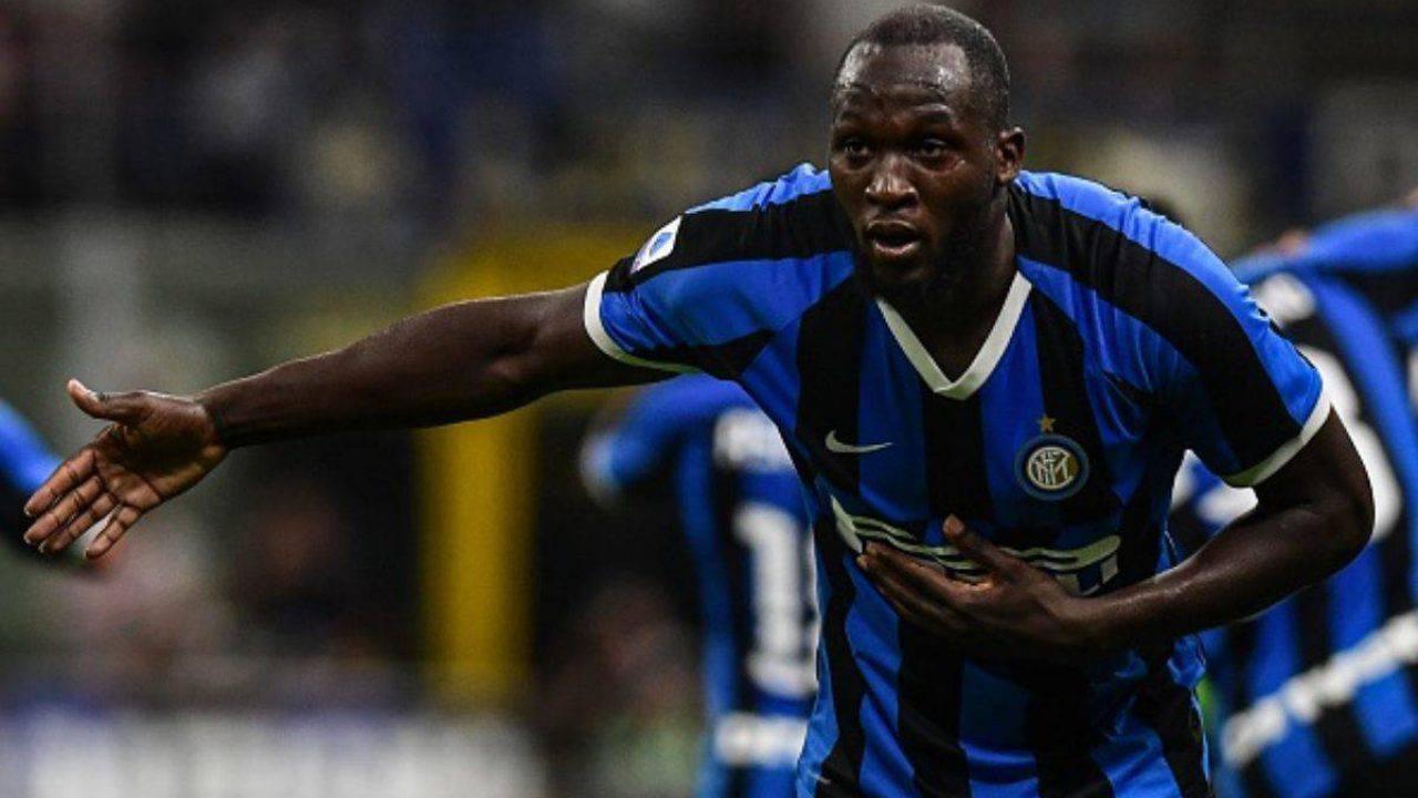 Romelu Lukaku attaccante dell'inter