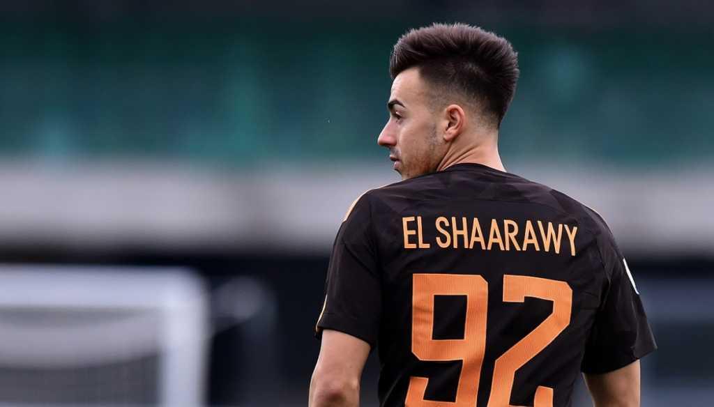 El Shaarawy attaccante dello Shangai Shenhua.