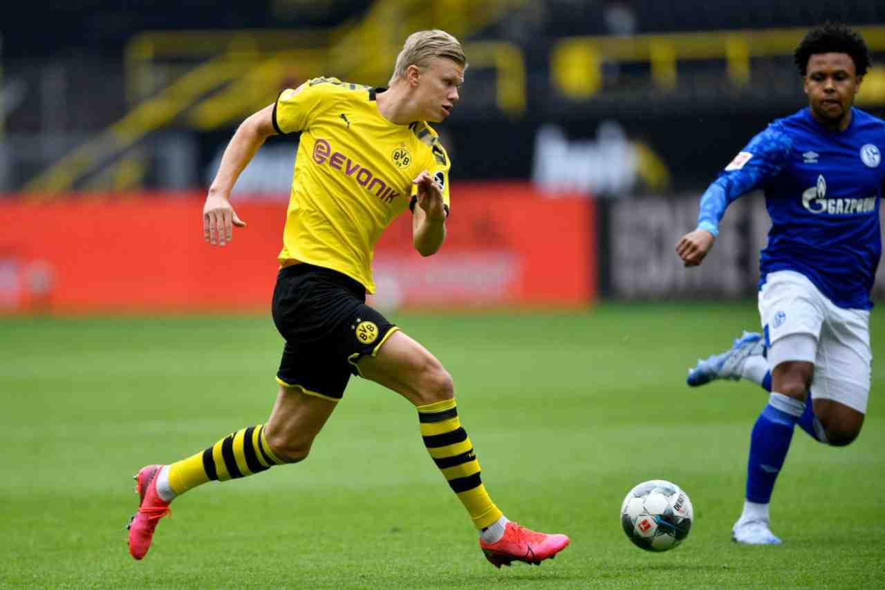 Erling Haaland (Dortmund)