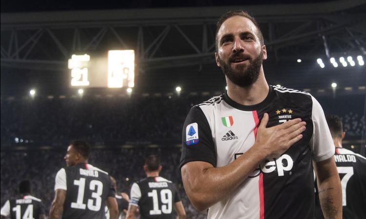 Juventus, niente River per Higuain: il padre conferma