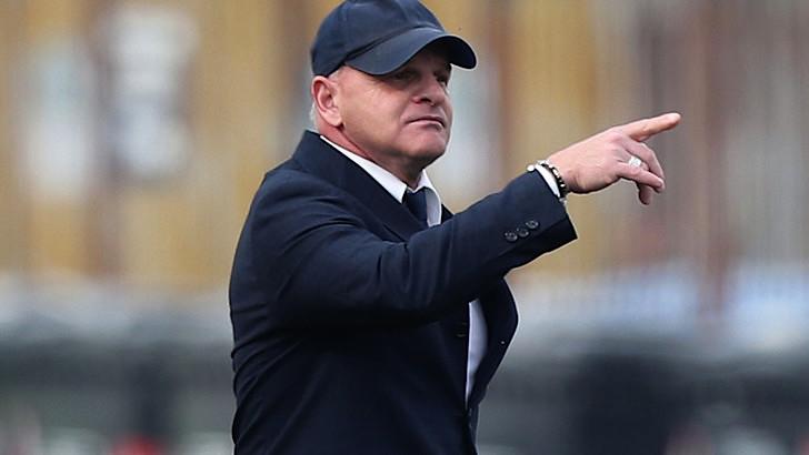 Beppe Iachini, allenatore della Fiorentina
