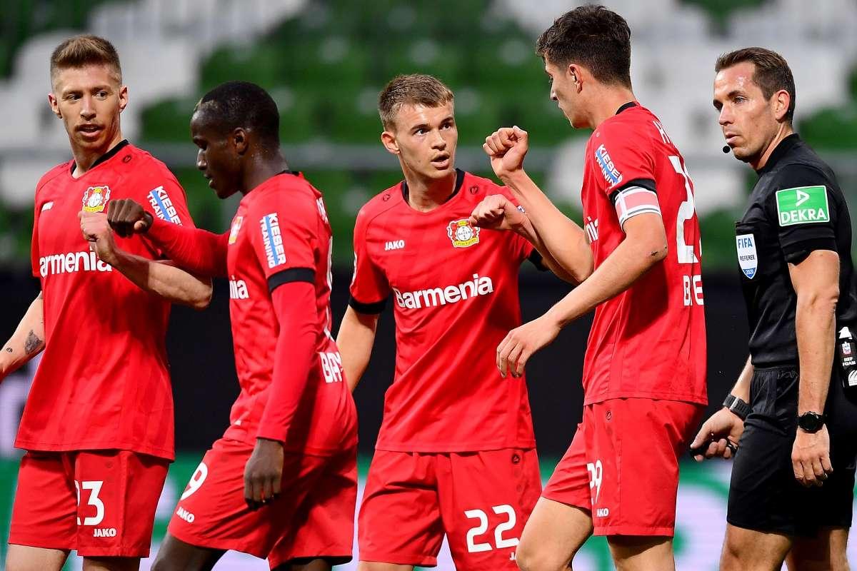 Bayer Leverkusen impegnato in Europa League contro il Nizza