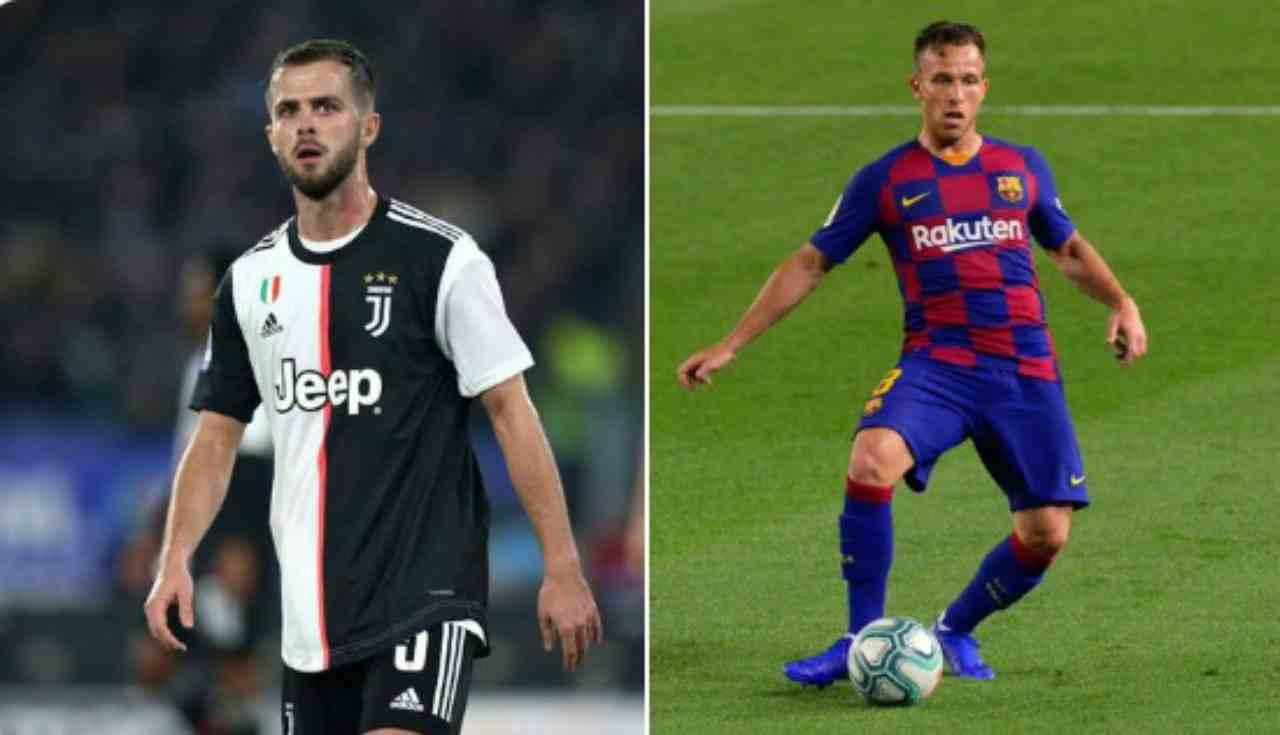 Juventus, Arthur-Pjanic: affare di mercato e di bilancio
