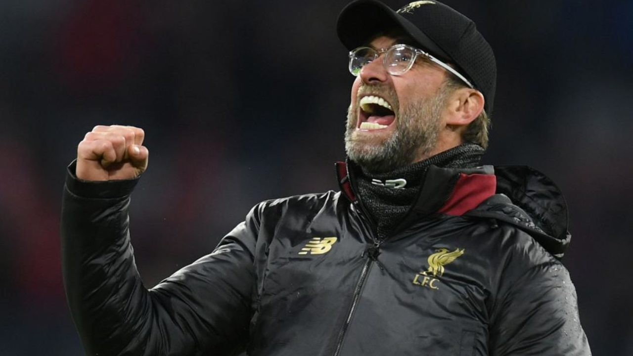 Jurgen Klopp, allenatore del Liverpool