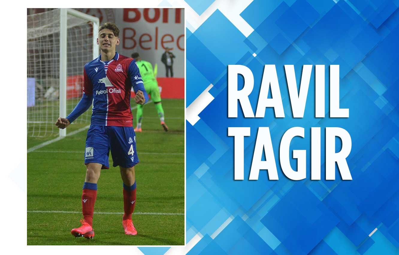 Football Wonderkids: Ravil Tagir, l'astro nascente turco che arriva da lontano