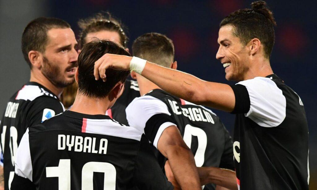 Juventus, Dybala-Bernardeschi: Sarri ritrova il sorriso. Ronaldo non ci siamo