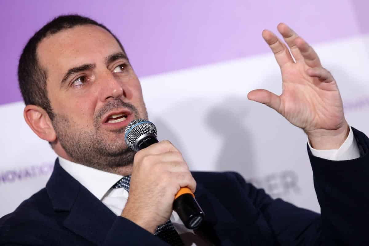 Il ministro dello Sport, Vincenzo Spadafora