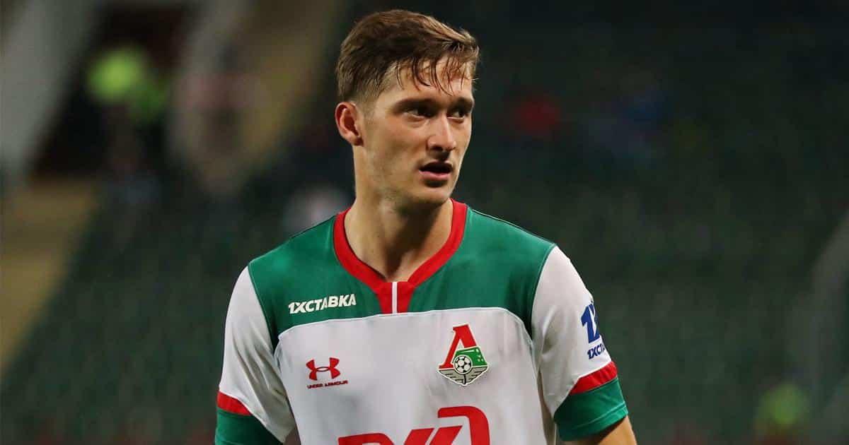 Aleksey Miranchuk, centrocampista della Lokomotiv
