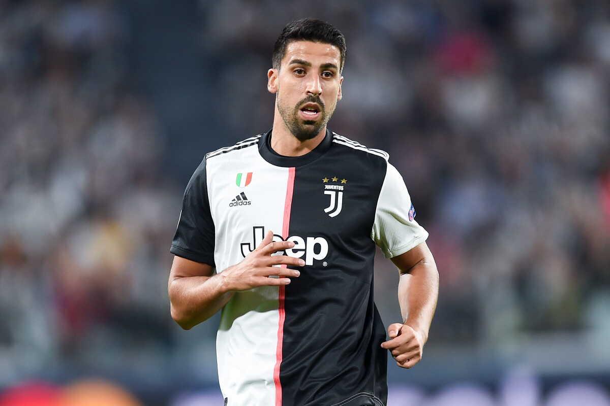 Sami Khedira, centrocampista della Juventus (foto by @imagephotoagency)