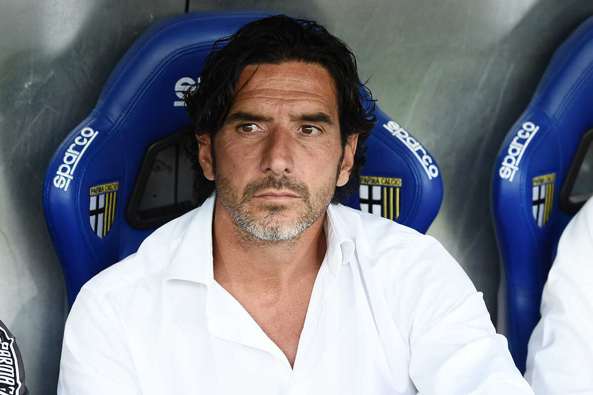 Alessandro Lucarelli, club manager del Parma