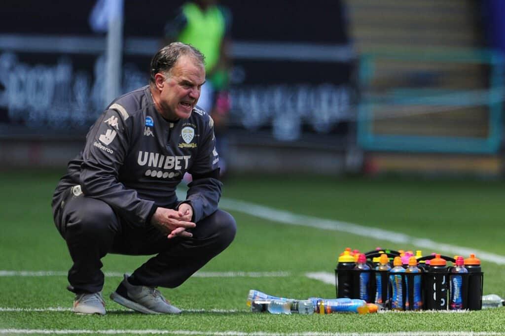 Marcelo Bielsa, allenatore del Leeds