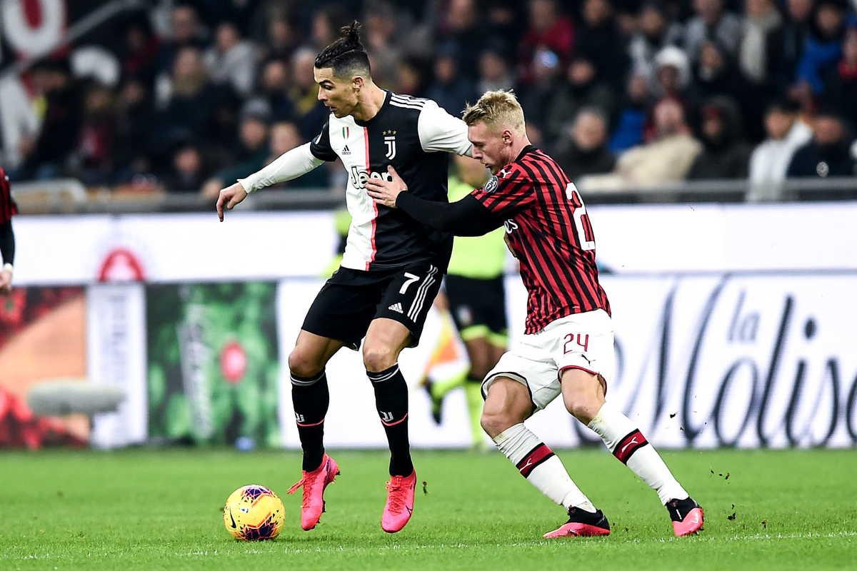 Hesgoal Milan Juventus