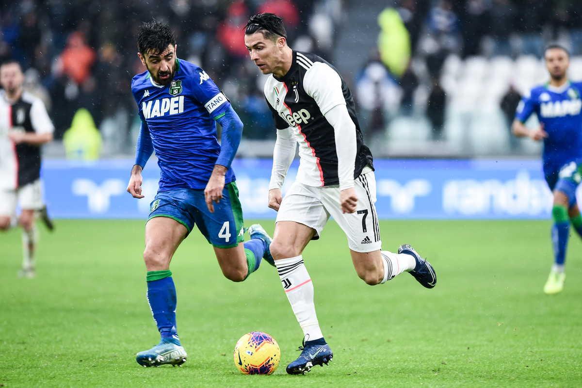 Hesgoal Sassuolo Juventus