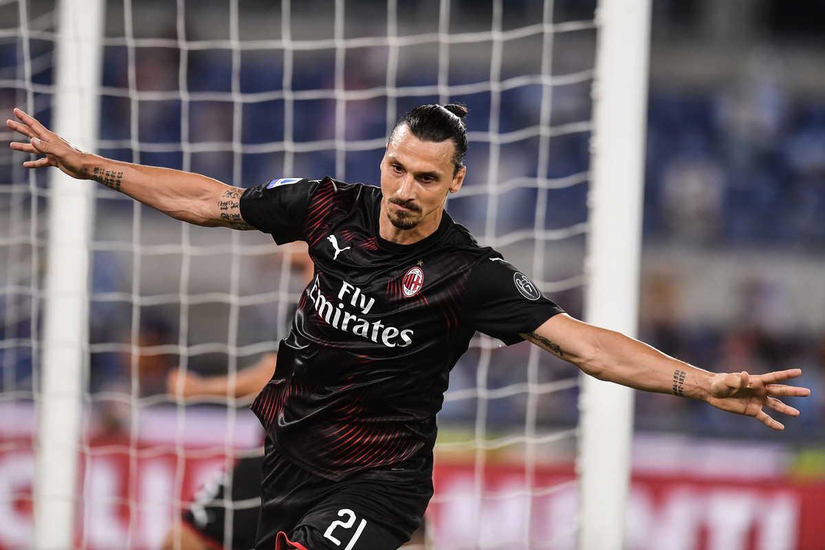 Sampdoria-Milan 1-4, è Ibra-show: Pioli a -1 dalla Roma, delusione per Ranieri - Footballnews24.it